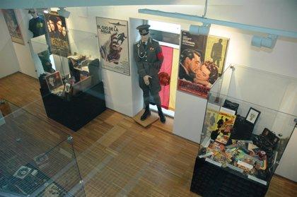 EL Museo del Espía con máquinas de encriptado de mensajes y 'gadgets' de agentes secretos