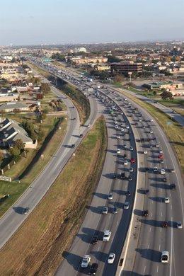 Autopista de la empresa española Ferrovial en Estados Unidos.