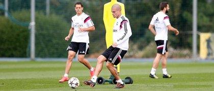 Ancelotti convoca a los 19 hombres disponibles de cara al partido ante el Athletic
