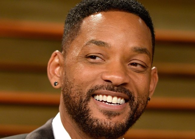 Actor Will Smith attends the 2014 Vanity Fair Os