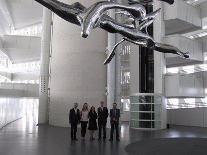 La Torre del Agua, sede del 'Día Mundial de la Arquitectura 2014' en la Comunidad aragonesa