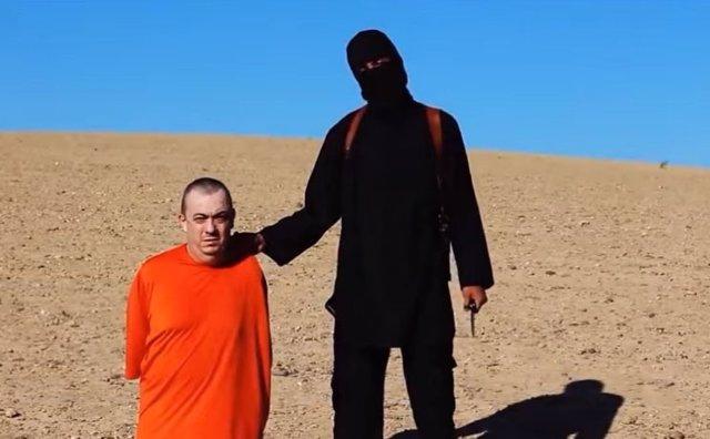 Alan Henning, decapitado por el Estado Islámico