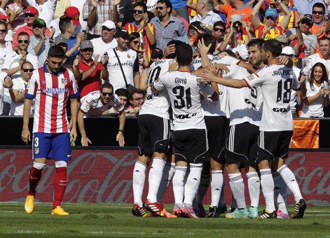 Valencia Atlético Mestalla