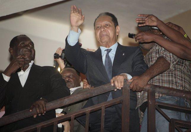 Jean-Claude Duvalier, ex dictador haitiano
