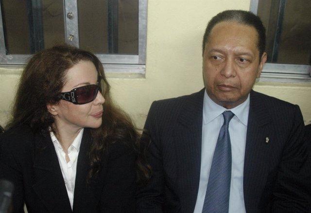 ex presidente de Haití Jean-Claude Duvalier, conocido popularmente como 'Baby Do