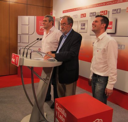 Tudanca, nuevo secretario general del PSCyL