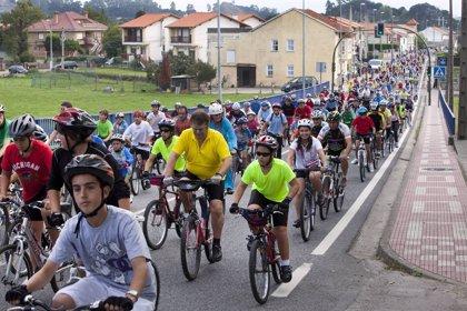 Camargo.- El Día de la Bicicleta celebra hoy su 30 edición
