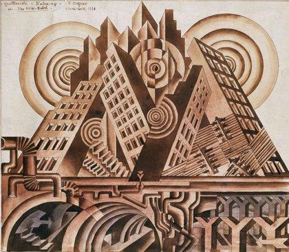 La Fundación Juan March reivindica la obra de Depero en el movimiento futurista con una amplia retrospectiva