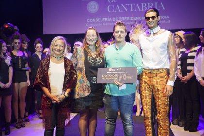David Catalán gana el Premio Joven Diseñador 2014 en la Muestra Nacional de Jóvenes Diseñadores de Moda de Cantabria