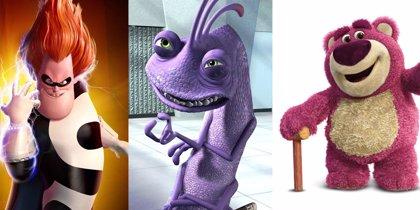 Los 10 mejores villanos de Pixar