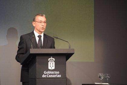 """Rivero dice que los PGE se """"desentienden"""" de las demandas de los canarios"""