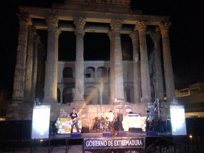 Wan Tung Frito en grupos y Elías Barbero en DJ, ganadores de la tercera edición del concurso Suena Extremadura
