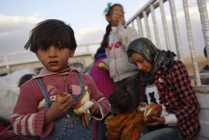 Casi un millón de niños iraquíes sufre las consecuencias de la violencia desatada por Estado Islámico