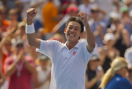 Nishikori completa su gran temporada conquistando el torneo de Tokio