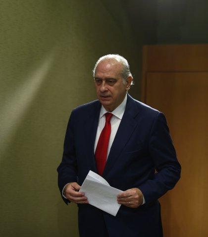 """Fernández Díaz advierte a Mas de que """"violar la ley desde las instituciones"""" es """"inconcebible"""" en un Estado de Derecho"""