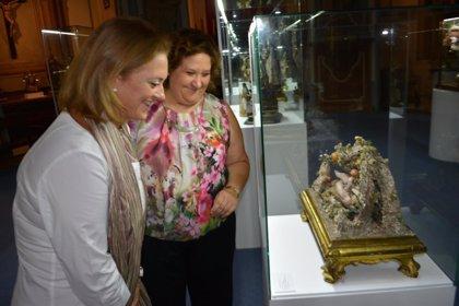 La exposición 'En íntima plegaria' recibe más de 2.000 visitantes en dos semanas