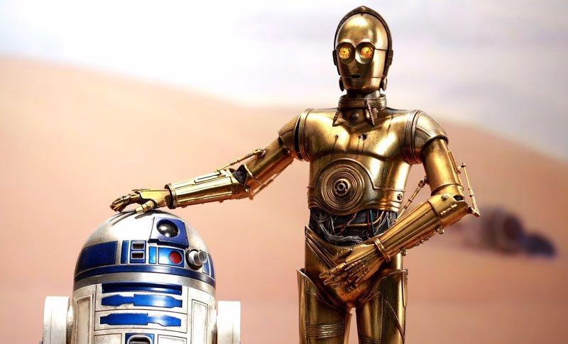 R2d2 And C3po In Movie R2D2 y C3PO vuelven a ...