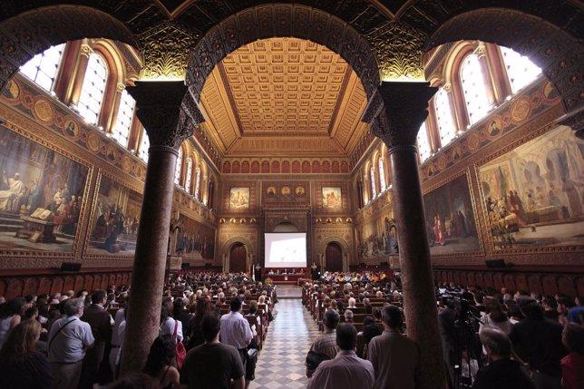 Congreso Internacional dedicado a Gaudí en Barcelona