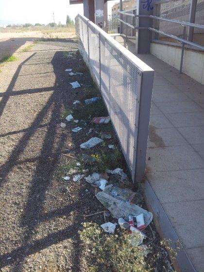 El PSIB pide a Cort que se mejore la limpieza en la barriada de Son Forteza