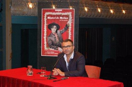 Jorge Javier Vázquez debuta como productor teatral con 'Miguel de Molina al desnudo'