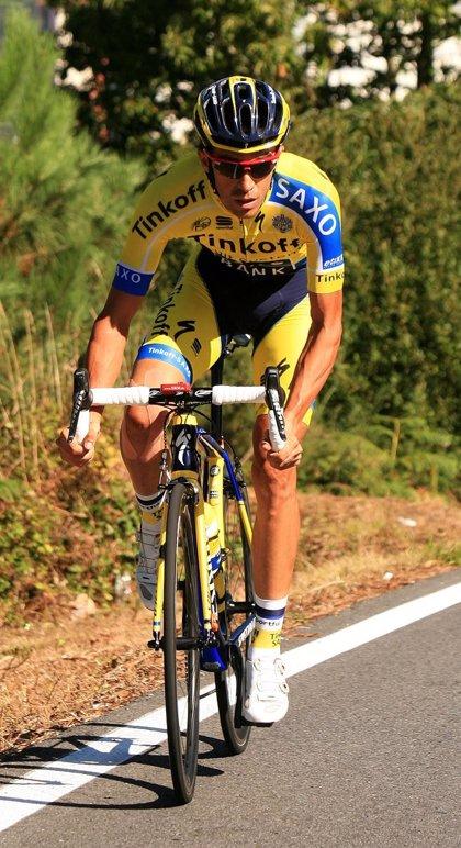 """Contador: """"Quiero parar y asegurarme de que la rodilla está en buenas condiciones para el año que viene"""""""