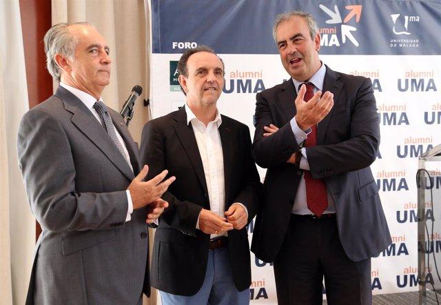 Rafael Rodríguez turismo antiguos alumnos UMA
