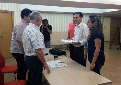 Pérez Navas consigue los avales del 60% de los militantes del PSOE de la capital para su candidatura
