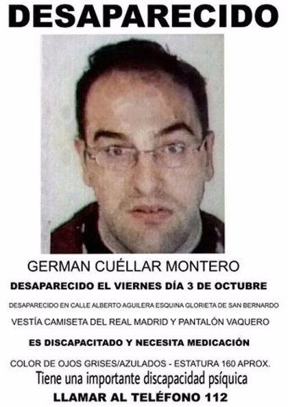 Buscan a un hombre discapacitado desaparecido el viernes en San Bernardo