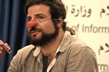 """El Festiclown lleva """"risa y esperanza"""" a Palestina, tras encontrar una situación """"escalofriante"""" por el conflicto"""