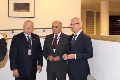 """Garre pide a las autoridades europeas """"agilizar los mecanismos de gestión de crisis agroalimentarias"""""""