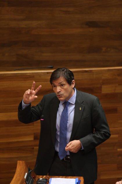 El PSOE confirma que Javier Fernández será su candidato en las elecciones autonómicas de 2015