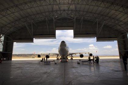 El Aeropuerto de Teruel acude a la Feria MRO Europe a mostrar sus potencialidades al sector aeronáutico