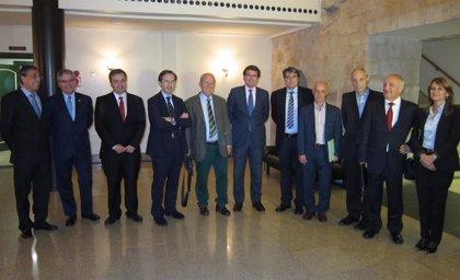 """Archivo de Salamanca, """"metáfora"""" de lo que quiere la Generalitat"""
