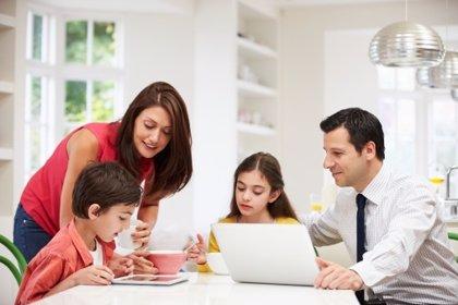 Conciliar la vida familiar y laboral en las redes sociales