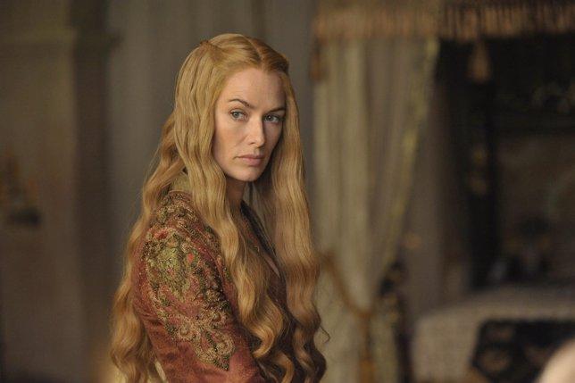 Lena Headey es Cersei Lannister en Juego de tronos