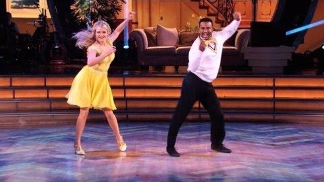 Carlton Banks bailando a Tom Jones