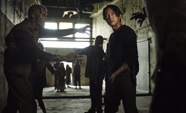 Glenn será un líder en la quinta temporada de The Walking Dead