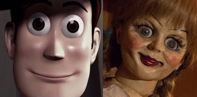 Woody y Annabelle
