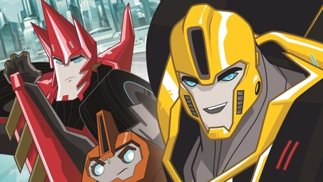 Transformers volverá a Cartoon Network