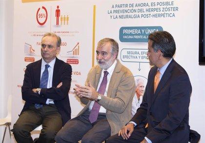 Llega a España la primera vacuna frente al herpes zóster, que se podrá adquirir en farmacias