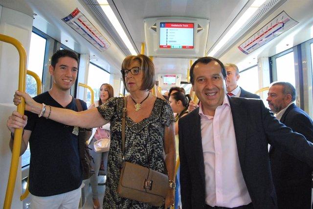 Metro, Adelaida de la Calle, Ruiz Espejo