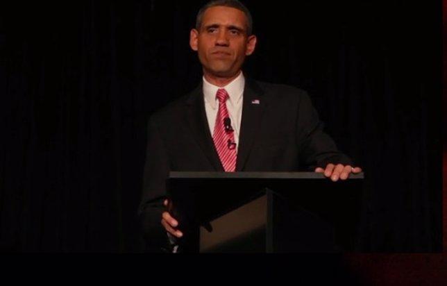 Doble de Obama