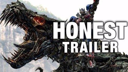 Honest Trailer de Transformers 4: A nadie le importa Shia LaBeouf