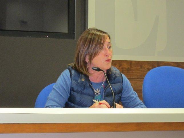 Margarita Vega concejala socialista Ayuntamiento de Oviedo