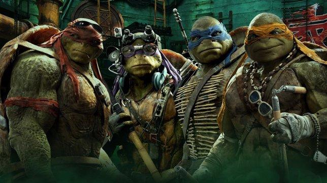 Las Ninja Turtles (Las Tortugas Ninja)