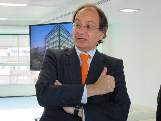 El consejero delegado de Colonial, Pere Viñolas