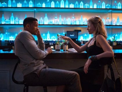 Will Smith y Margot Robbie coquetean en las primeras imágenes de Focus