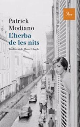 Novela 'L'herba de les nits', de Patrick Modiano
