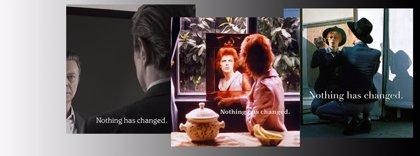 Portadas de lo nuevo de David Bowie