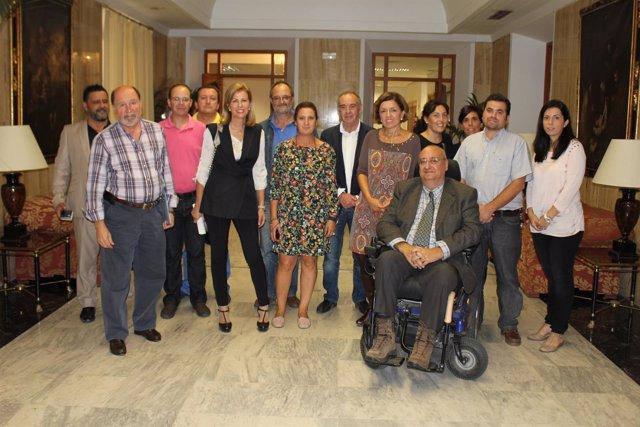 Representantes para el nuevo Consejo Local de Discapacidad